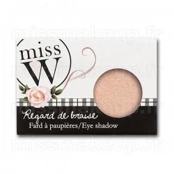 Fard à paupières n°37 Regard de braise Miss W - Sable rosé nacré