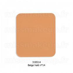 FDT compact minéral recharge n°14 Vite fait, parfait ! Miss W - Beige halé