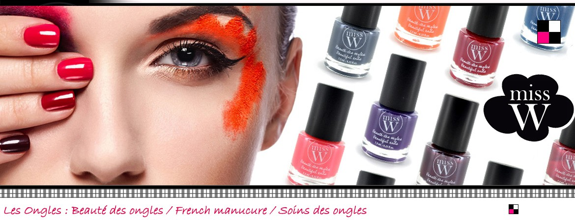 Les Ongles : Beauté des ongles / French manucure / Soins des ongles
